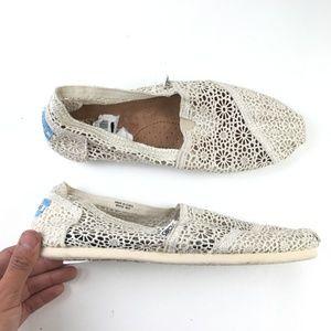 TOMS Womens Morocco Alpargata  Shoes DR02685